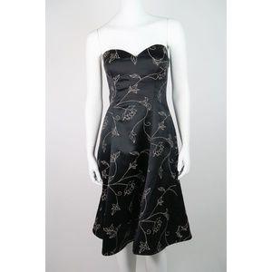 WHITE HOUSE BLACK MARKET Strapless Dress 6